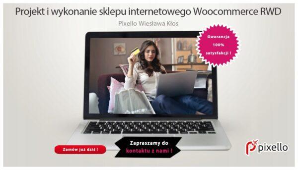 Sklep internetowy Woocommerce RWD